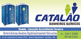 catalão banheiro