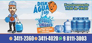 disk agua leão